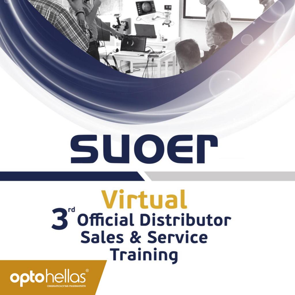 3rd Suoer Online Training