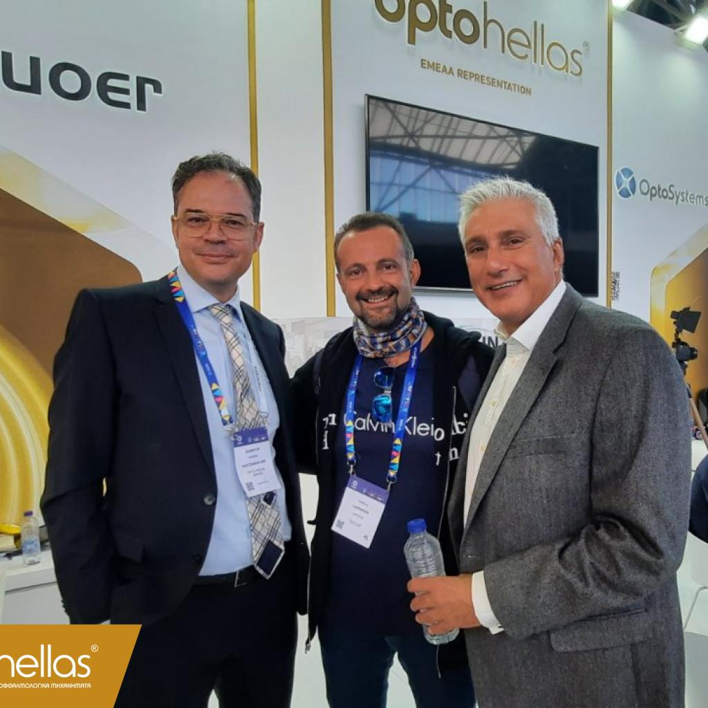 Opto Hellas - ESCRS 2021 Amsterdam 8