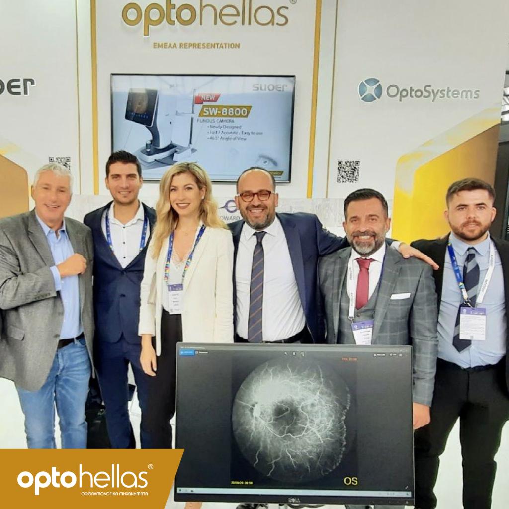 Opto Hellas - ESCRS 2021 Amsterdam 11